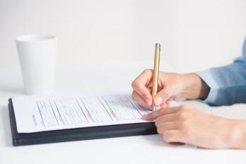 CV writing in Sharjah