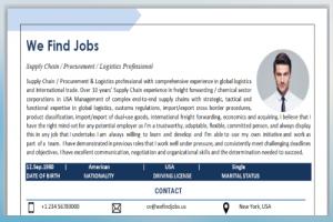 CV Samples